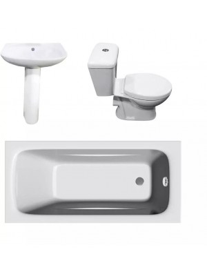1700mm Bathroom Set