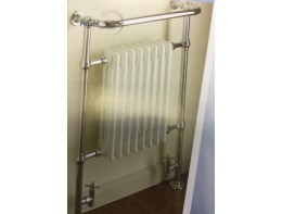 Traditional Victorian Heated Bar Towel Rail